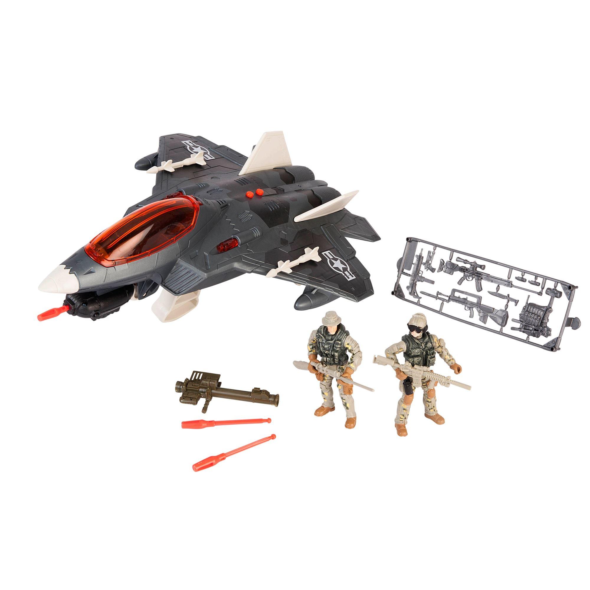 Купить Игровой набор Soldier Force - Фронтовой бомбардировщик, Chap Mei, Китай, пластик, Наборы игровые