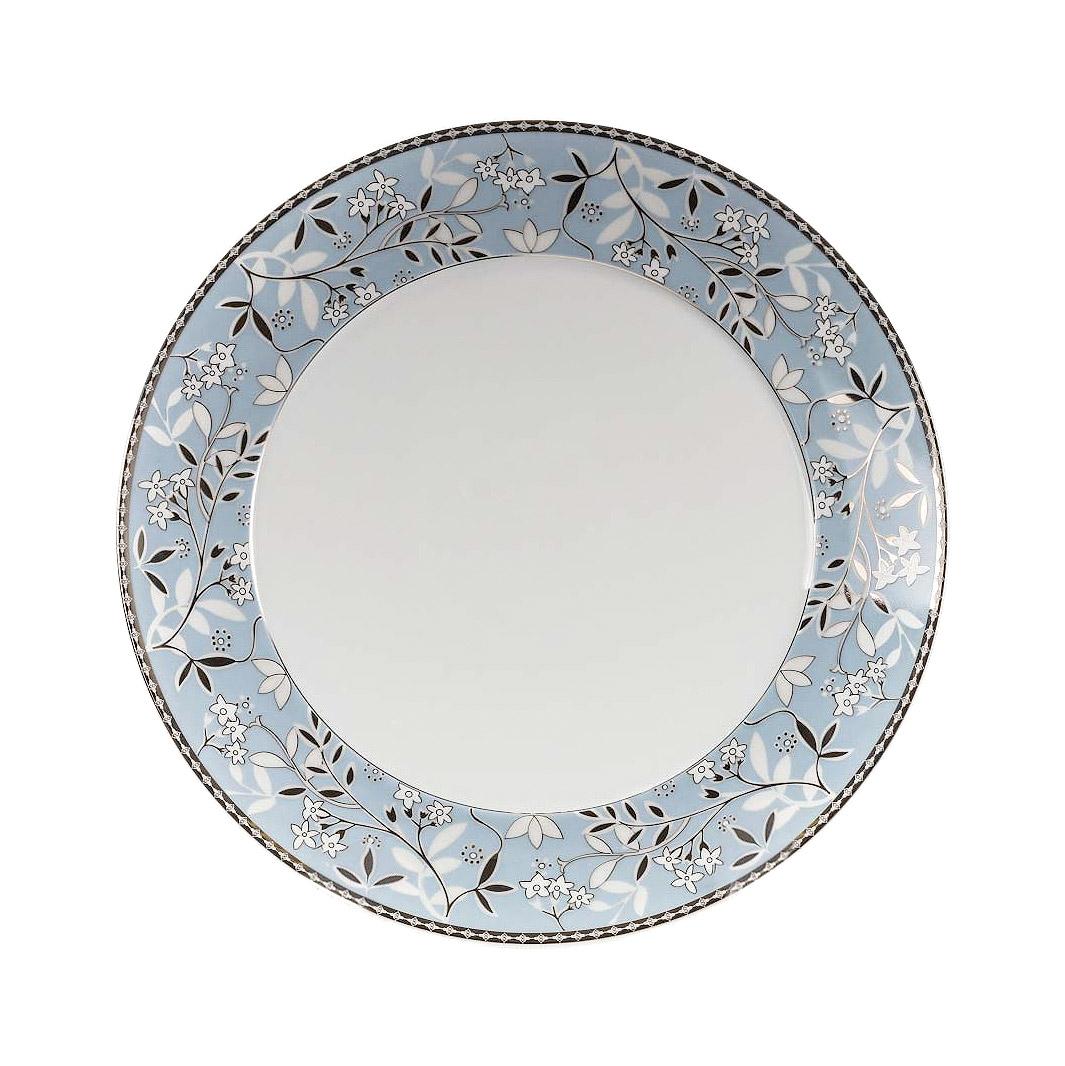 Набор тарелок La Rose des Sables из 6 предметов Classe 25 см сервиз столовый la rose des sables 6 персон 25 предметов princier platine