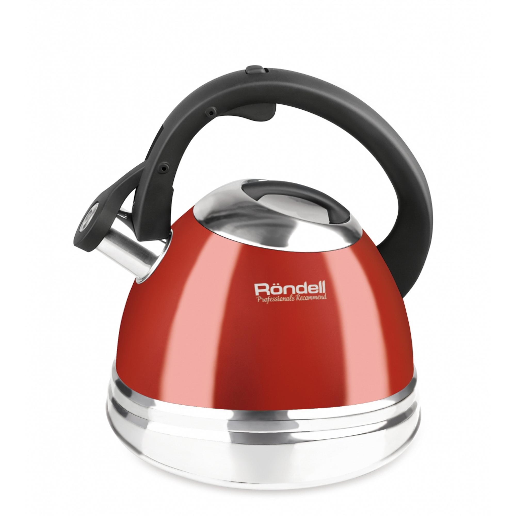 Чайник Rondell Fiero 3 л rondell чайник fiero rds 498 3 л красный
