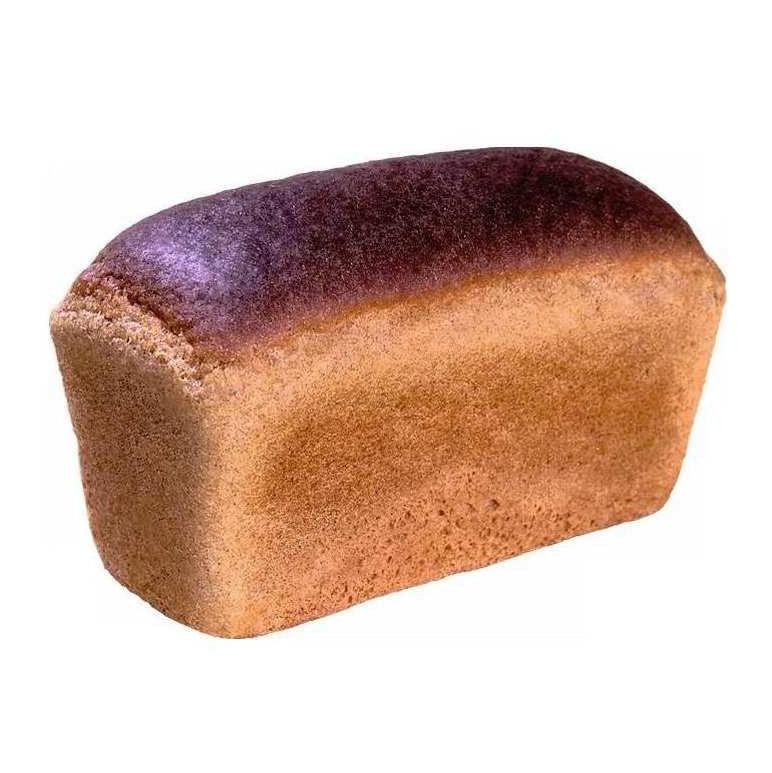 Фото - Хлеб Дарницкий формовой 650  чёрный хлеб смесь для выпечки био хлеб из полбы формовой на закваске 0 525 кг