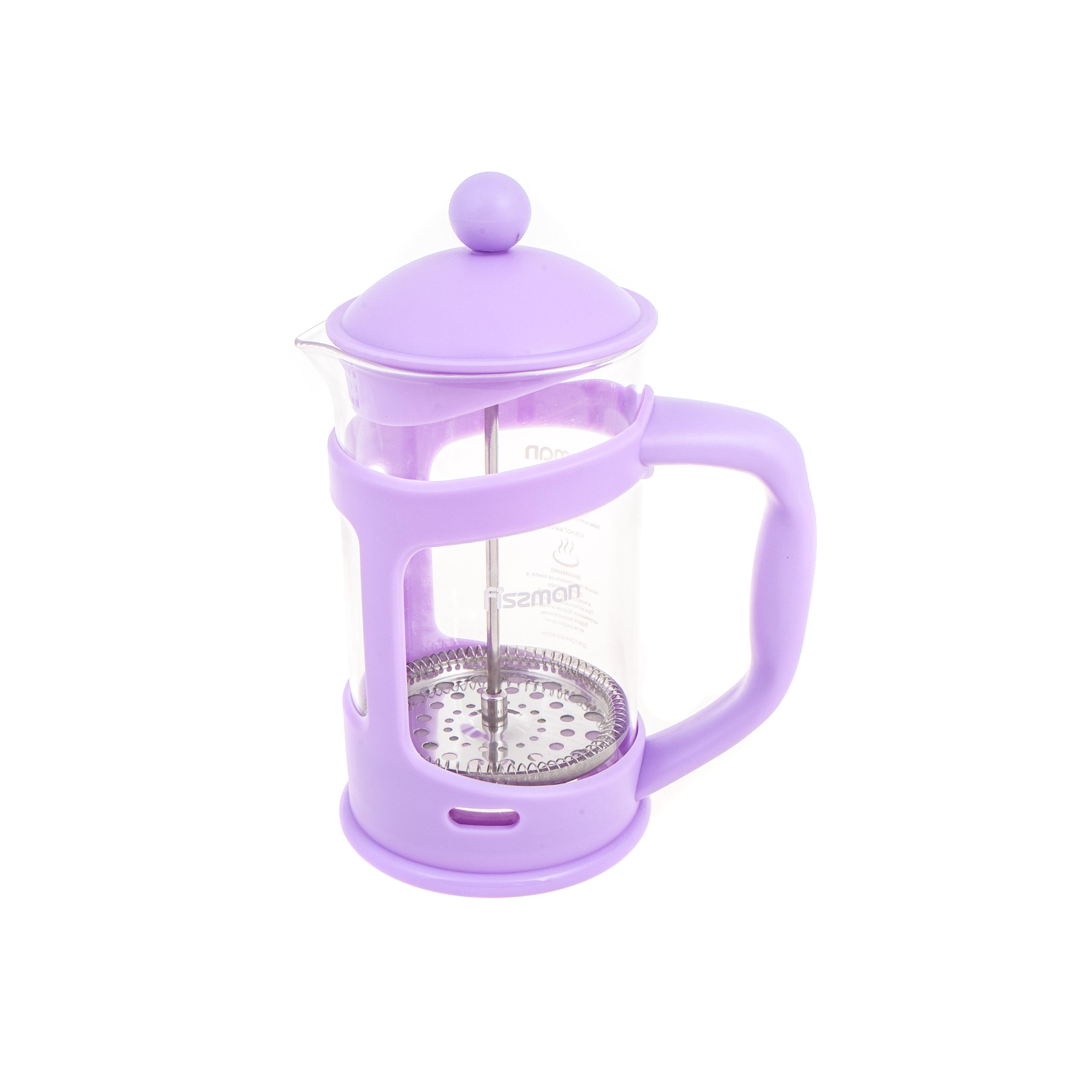 Чайник заварочный Fissman Gamma 800 мл чайник заварочный latte 600мл с поршнем стеклянная колба