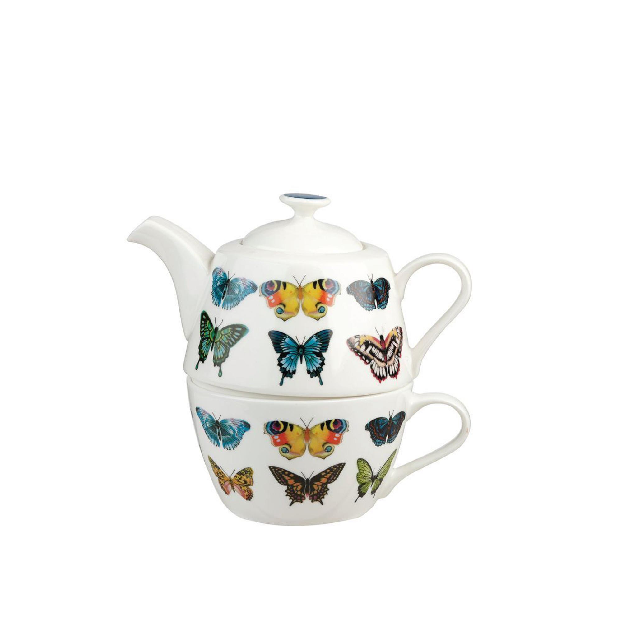 Фото - Набор чайный Бабочки серия Арлекин Churchill набор чайный гималайские цветы 3 предмета churchill himf00081