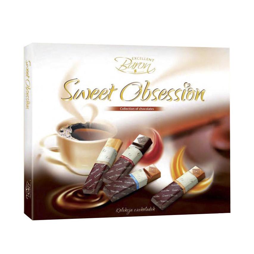 Фото - Шоколадный набор Baron Сладкое Наваждение 250 г ремень baron baron mp002xm1k38x