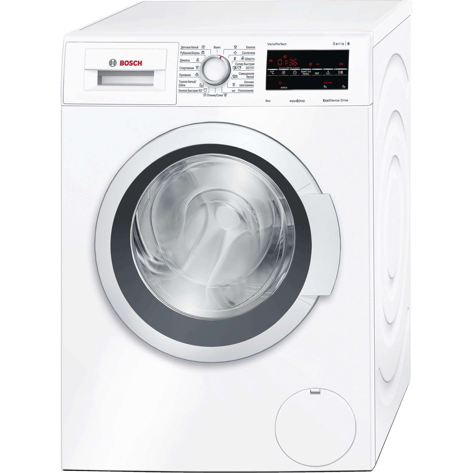 Стиральная машина Bosch WAT20441OE White