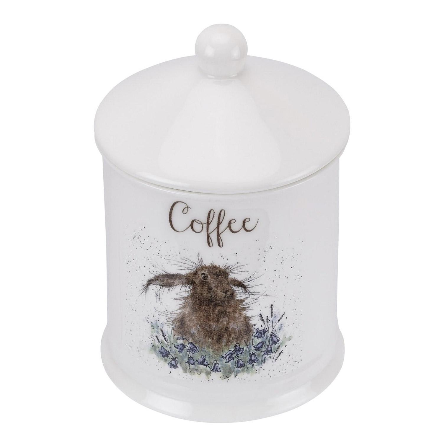 Банка для кофе с крышкой Забавная фауна Royal Worcester 14.5 см банка для кофе easy life время кофе 21 х 13 х 8 см
