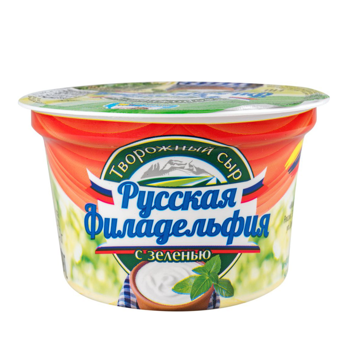 Творожный сыр Ставропольский Русская Филадельфия 55% 200 г