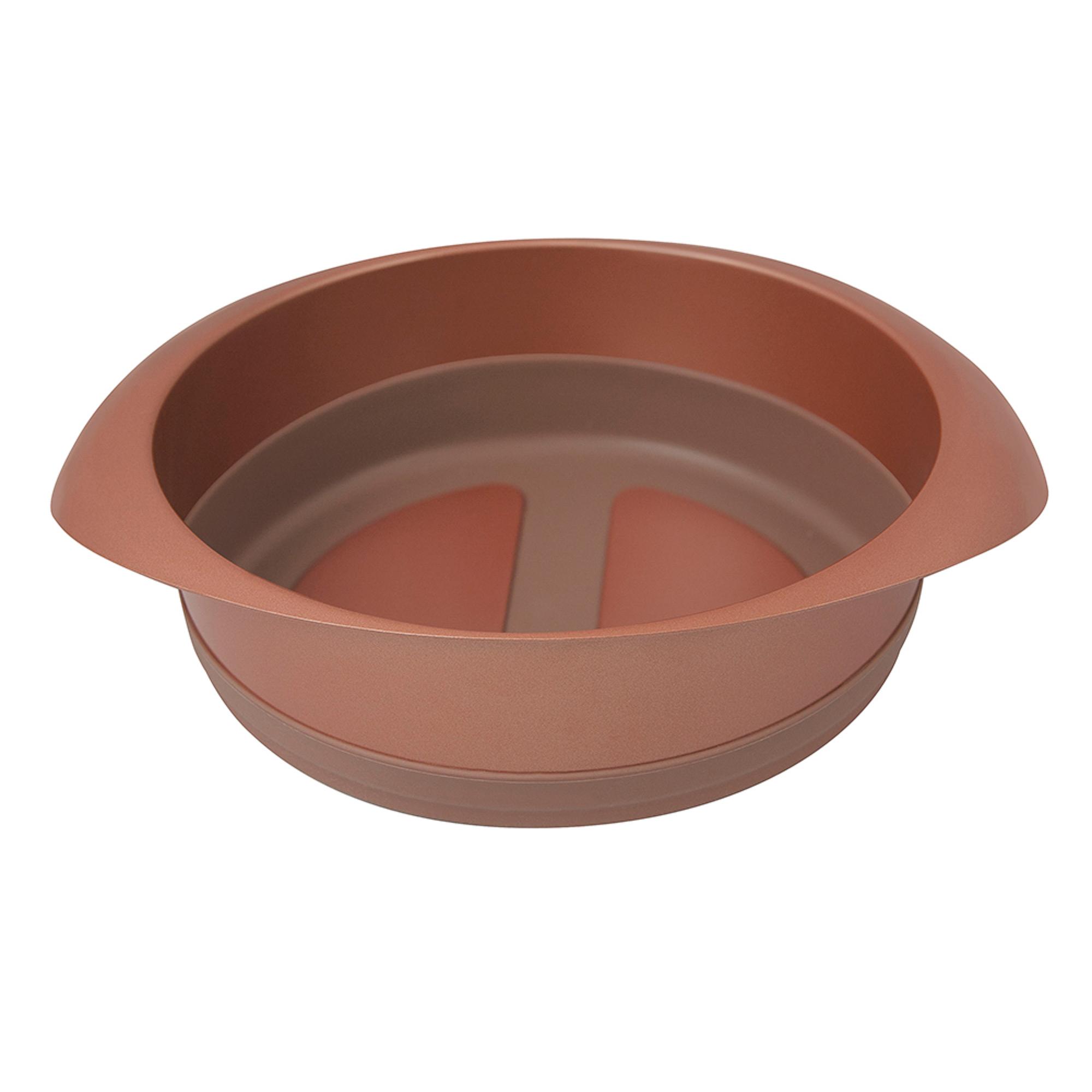 Форма для выпечки Rondell Karamelle 18 см кисточка rondell karamelle rd 627