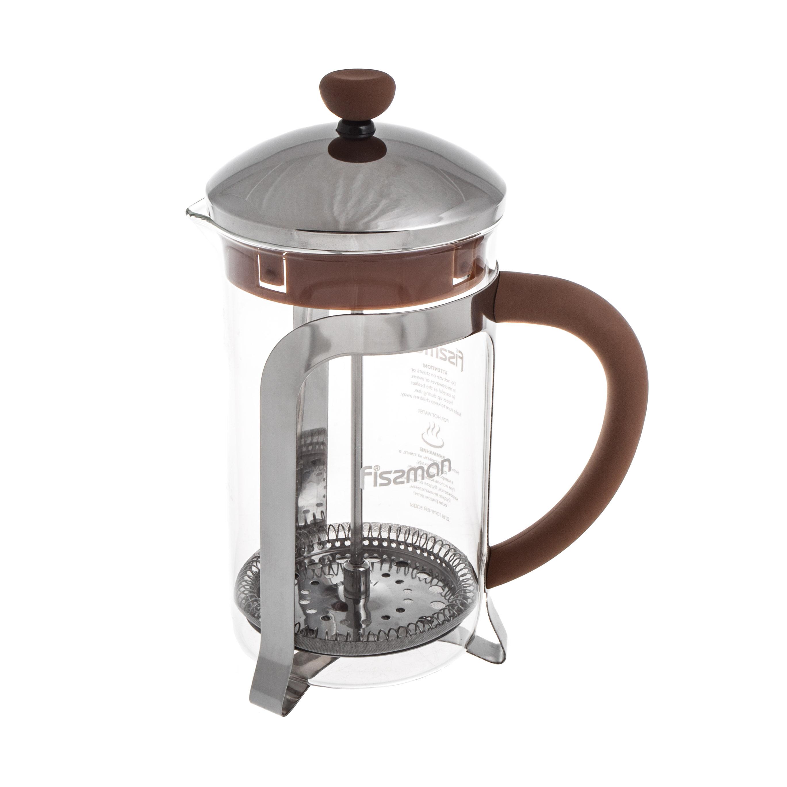 Чайник заварочный Fissman Cafе Glace 600 мл заварочный чайник примула 600 мл