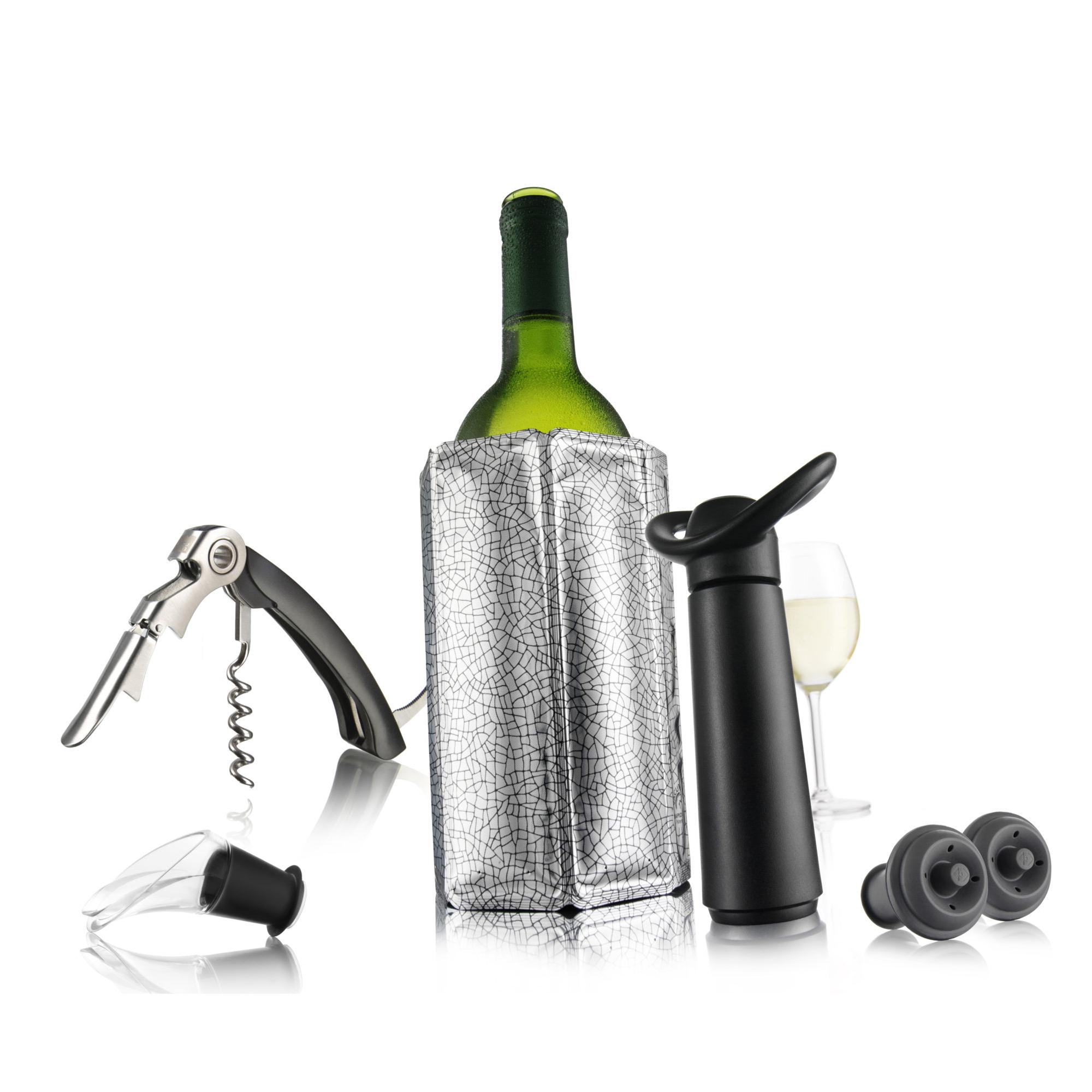 Фото - Подарочный набор для вина Vacu Vin из 6 предметов набор подарочный для вина 6 пред эксперт