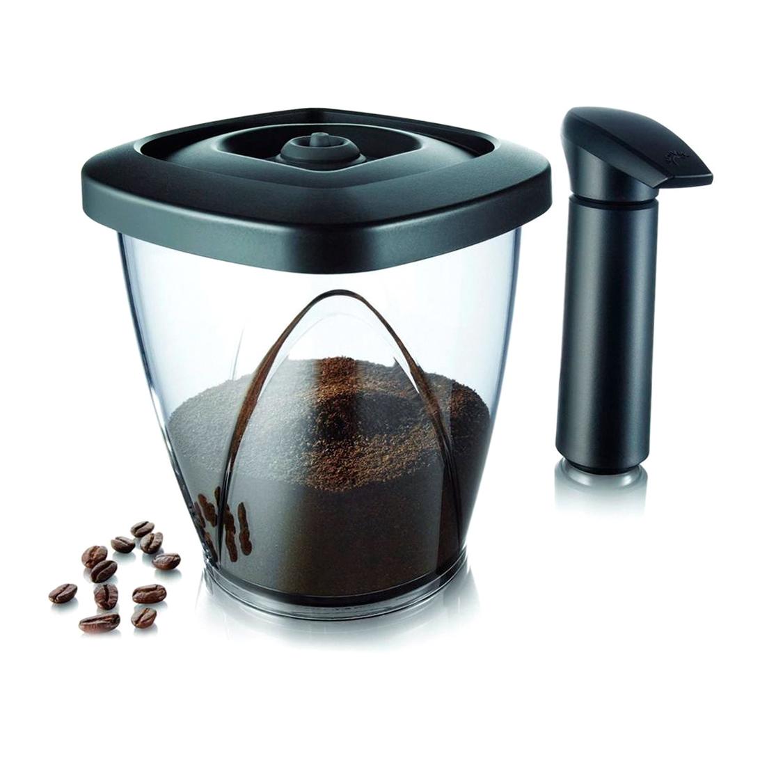 Вакуумный контейнер для кофе Tomorrow's Kitchen 1,3 л вакуумный контейнер 2 3 л 26 7х14 7 см 28743606 tomorrow s kitchen