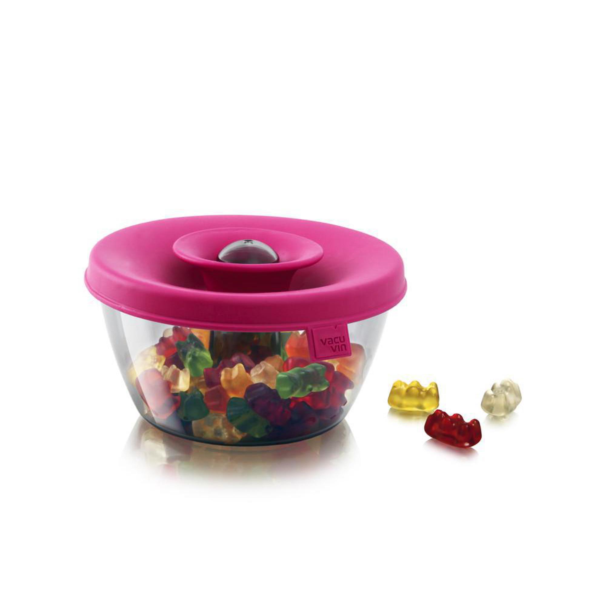 Фото - Емкость для хранения 0.45 л розовый Tomorrow's kitchen емкость для хранения modern kitchen средняя золотистая