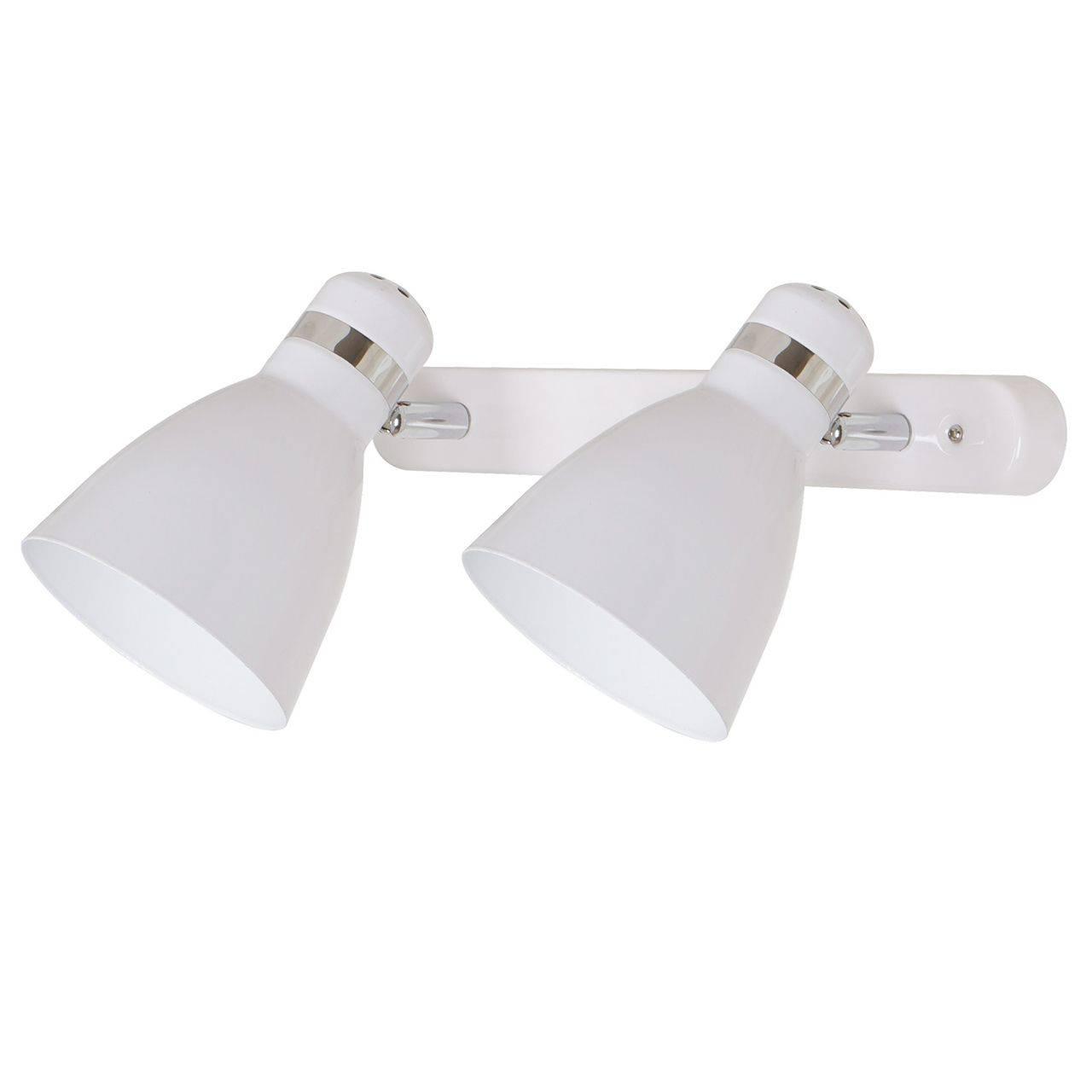 Спот Arte Lamp 48 A5049AP-2WH спот arte lamp a5049ap 2wh