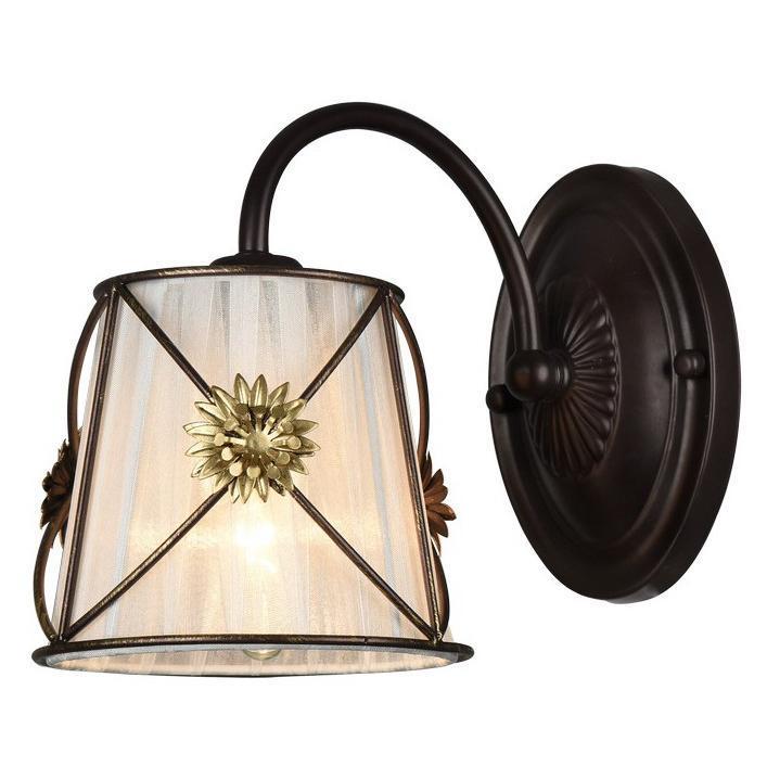 Бра Arte Lamp 72 A5495AP-1BR arte бра arte cone a9330ap 1br i xy063n