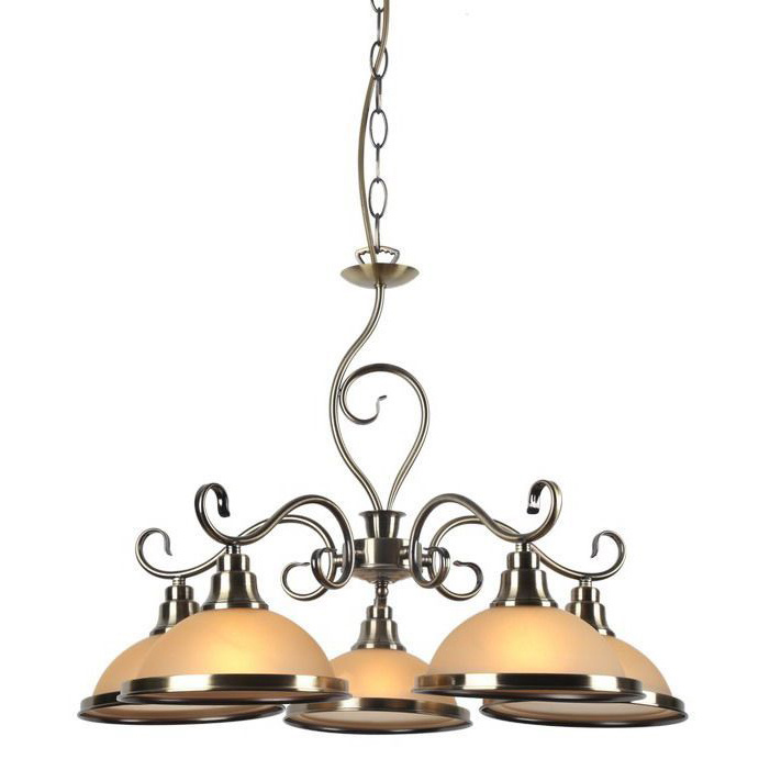 Подвесная люстра Arte Lamp Safari A6905LM-5AB подвесная люстра arte lamp a2273lm 5ab