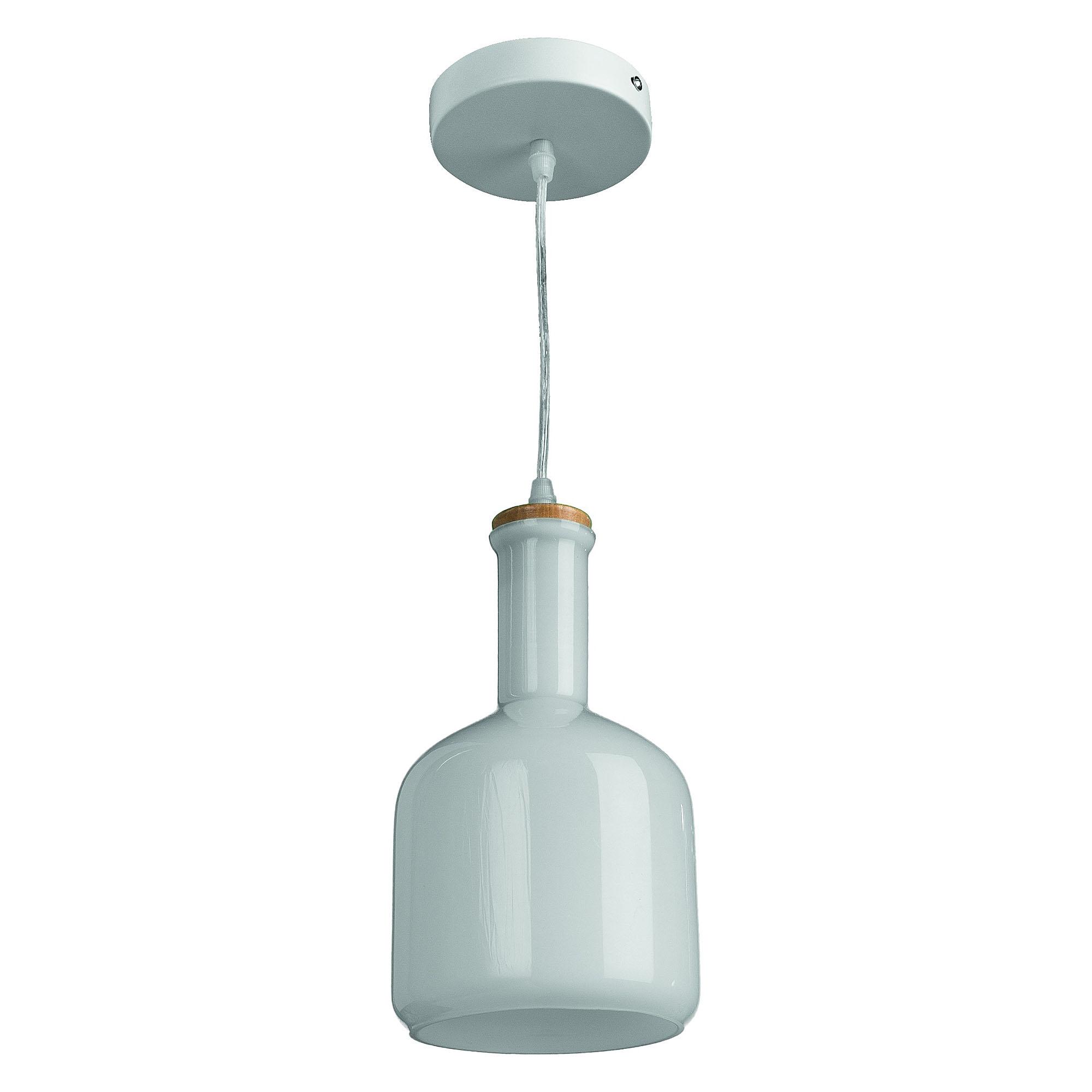 Светильник подвесной Arte Lamp A8115SP-1WH фото