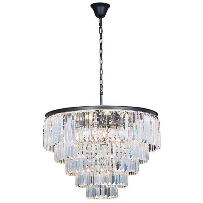 Светильник подвесной Divinare черно-золотой подвесной светильник astral agnes 12 ламп