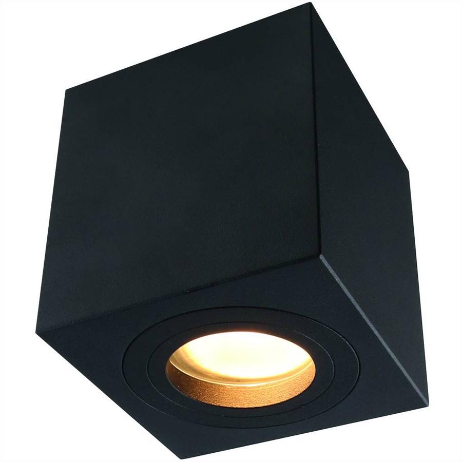 Светильник потолочный Divinare черный фото