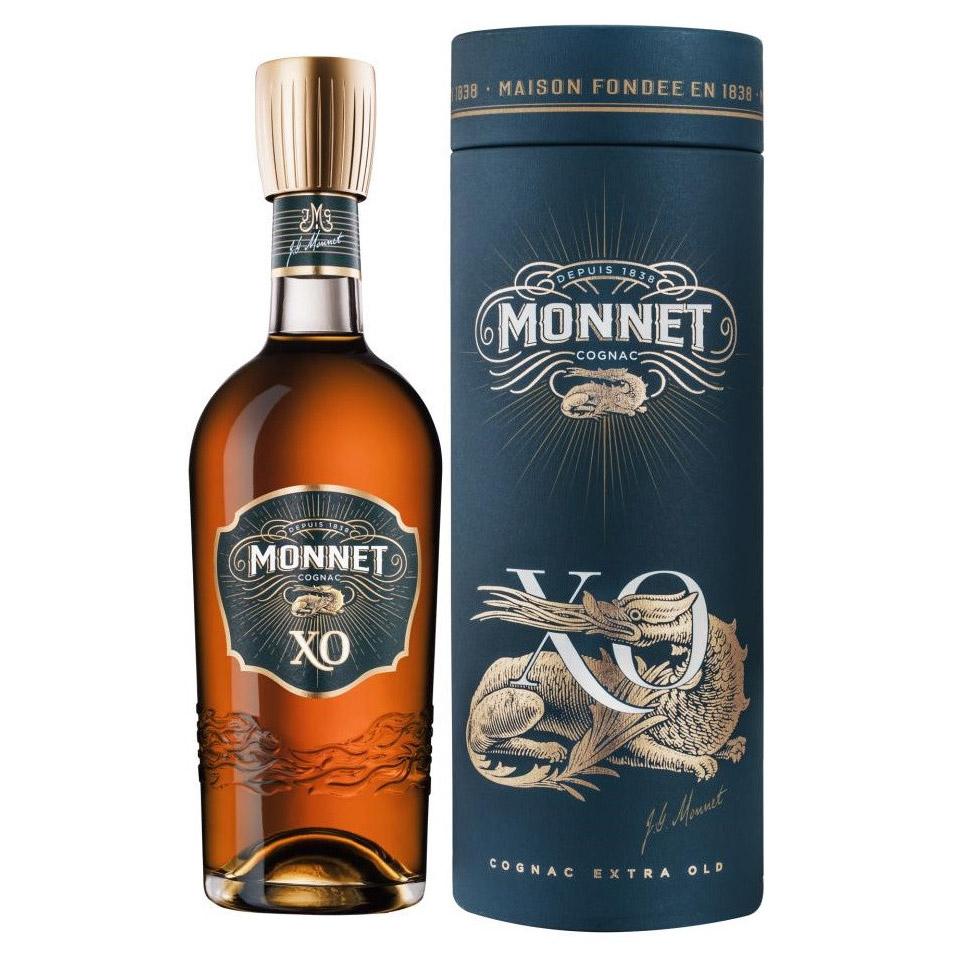 Купить со скидкой Коньяк Monnet XO 10 лет 700 мл