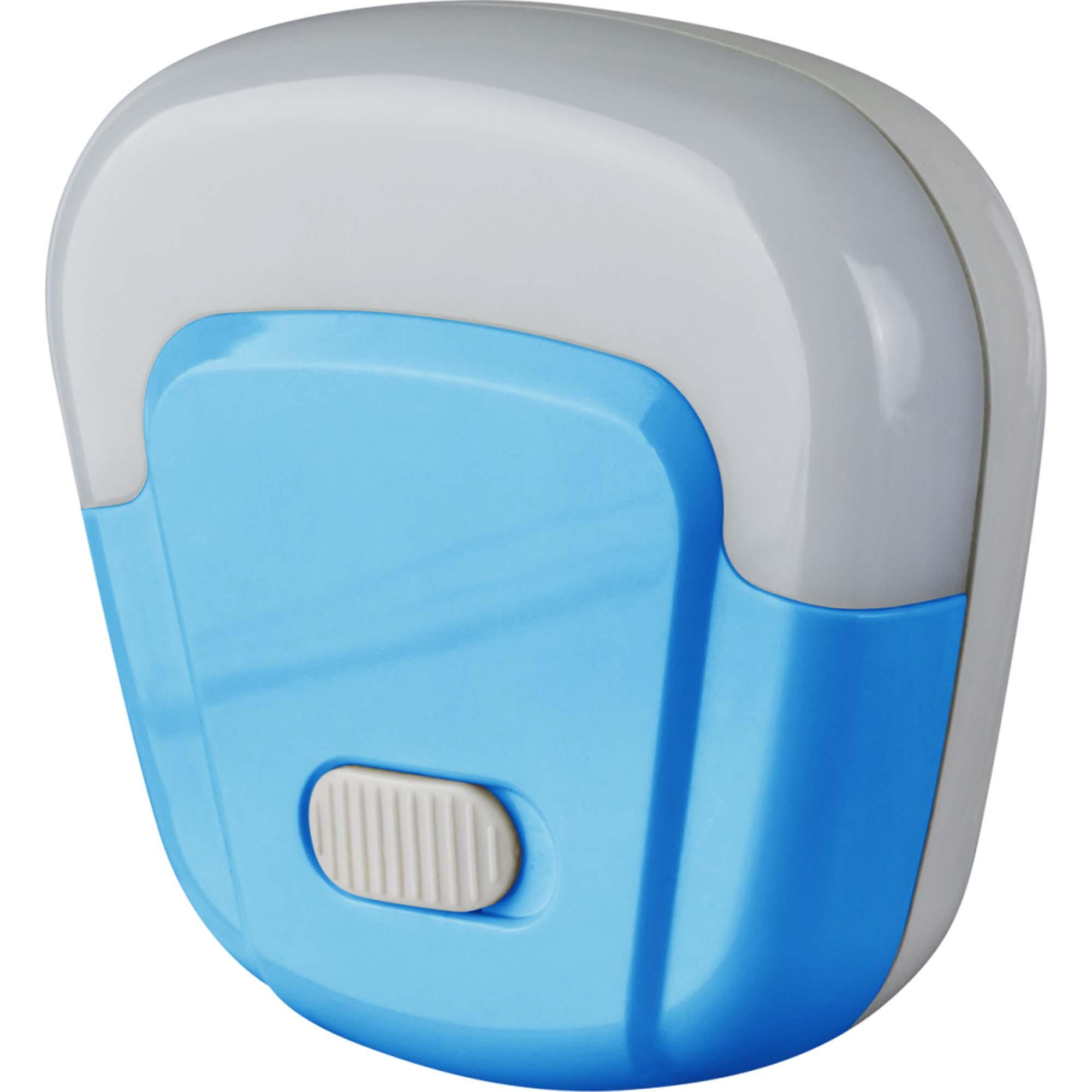 Ночник Navigator 03 с выключателем 0.5вт синий