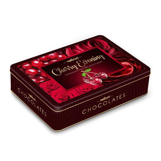 Конфеты пралине с вишневым ликером Magnat Cherry Evening 246 г