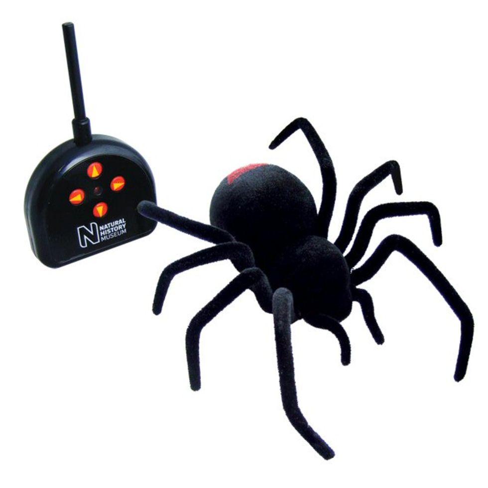 Паук на радиоуправлении Edu-toys Черная вдова.