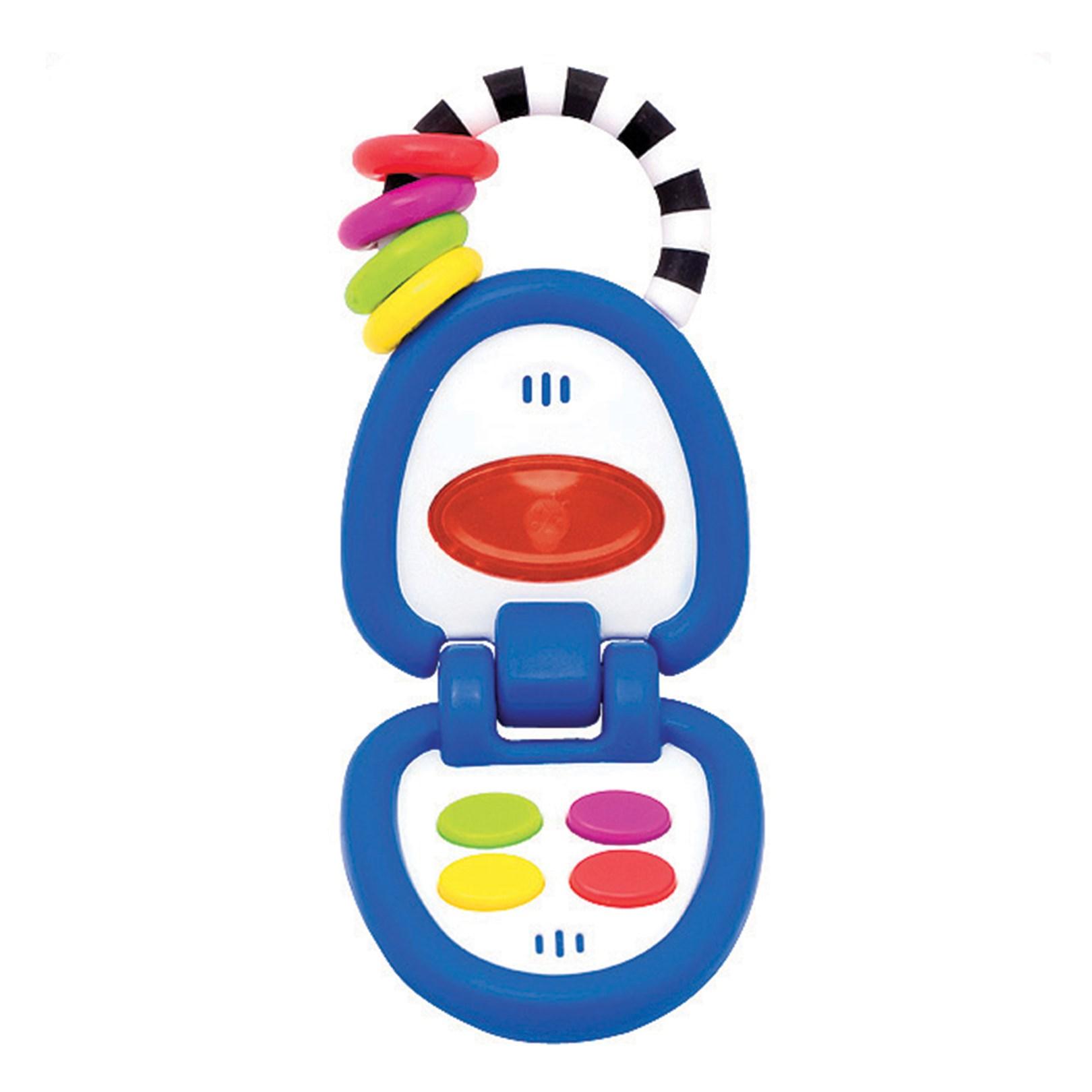 Фото - Музыкальная игрушка Sassy Мой телефон 20 см музыкальная игрушка sassy мой телефон 20 см