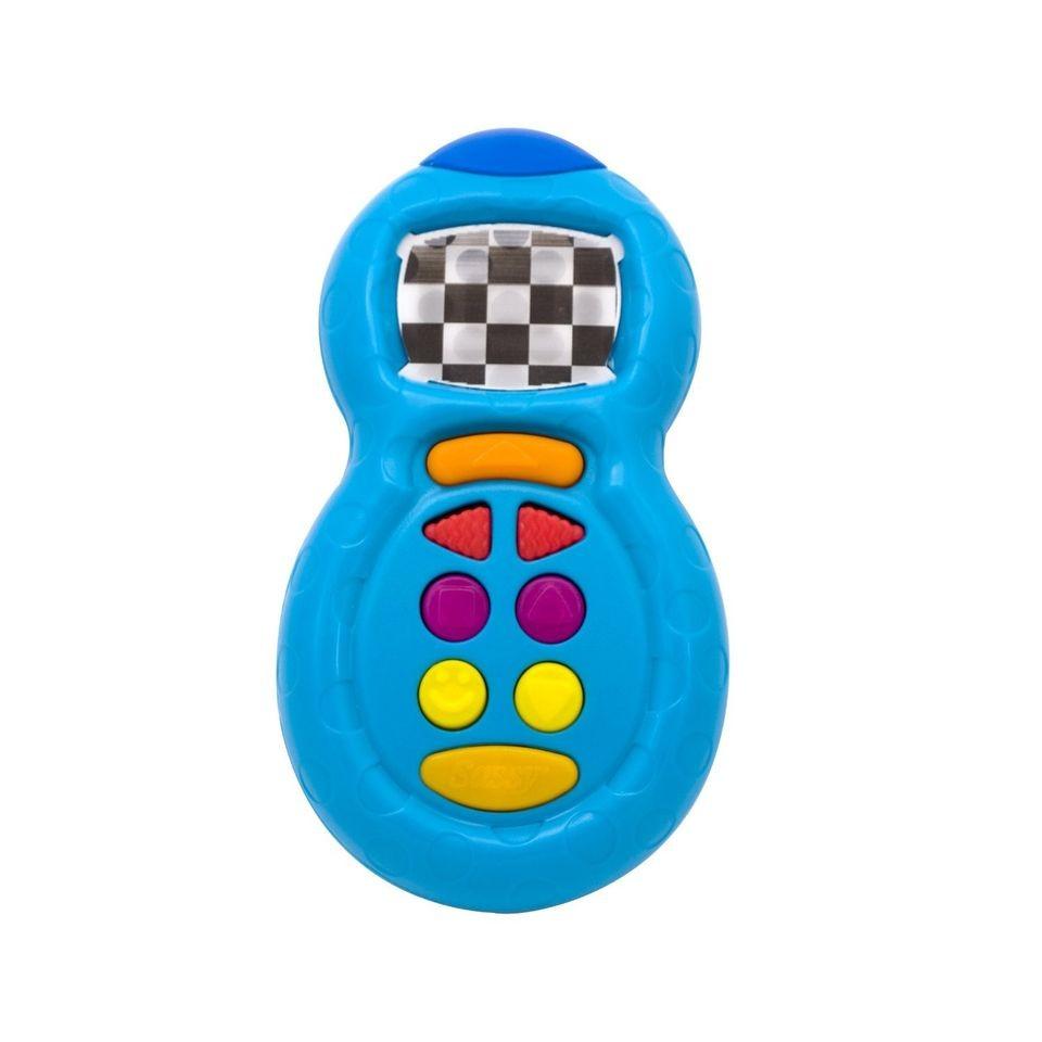 Фото - Музыкальная игрушка Sassy Пульт 14 см музыкальная игрушка sassy мой телефон 20 см