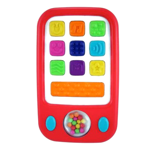Фото - Веселый телефон Sassy для малышей музыкальная игрушка sassy мой телефон 20 см