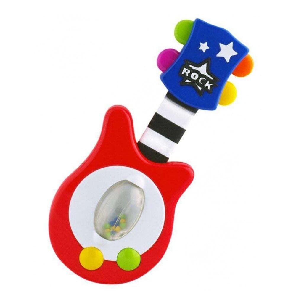 Фото - Музыкальная игрушка Sassy Гитара Рок (80135EP) музыкальная игрушка sassy мой телефон 20 см