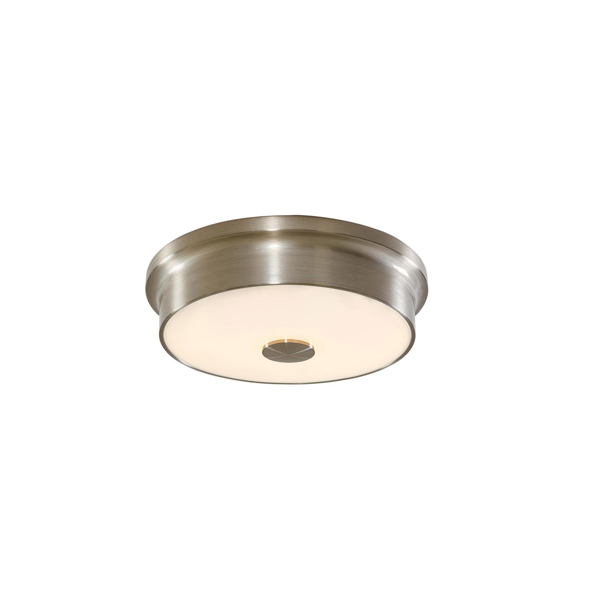 Светильник накладной светодиодный Citilux Фостер-2 хром матовый CL706211 фото
