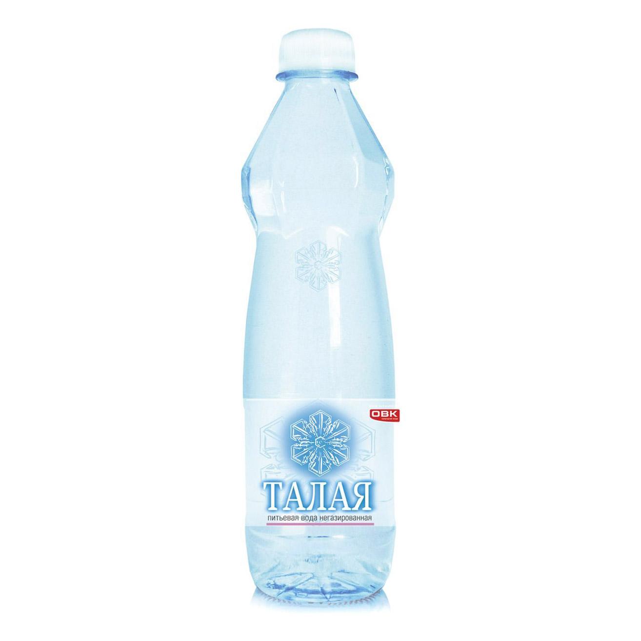 Вода питьевая Талая 1,25 л