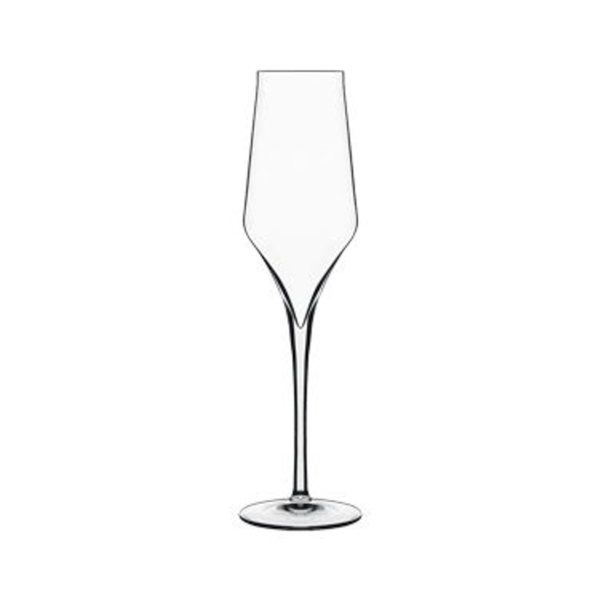 Набор бокалов для шампанского Luigi Bormioli 11276/02