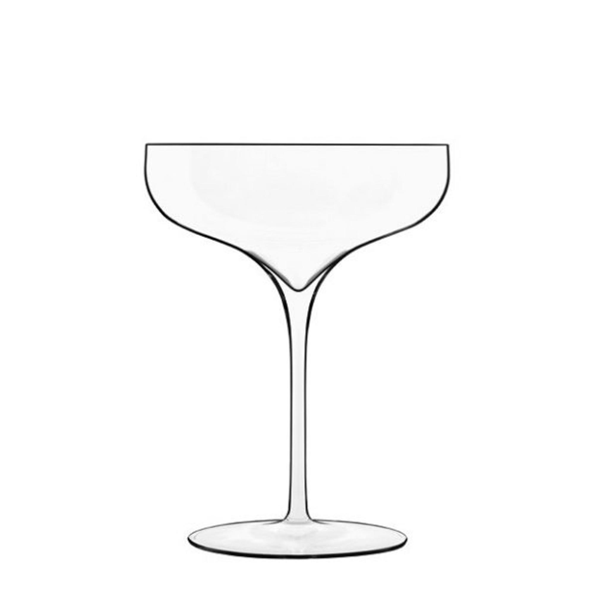 Набор бокалов для мартини Luigi Bormioli vine 11899/01