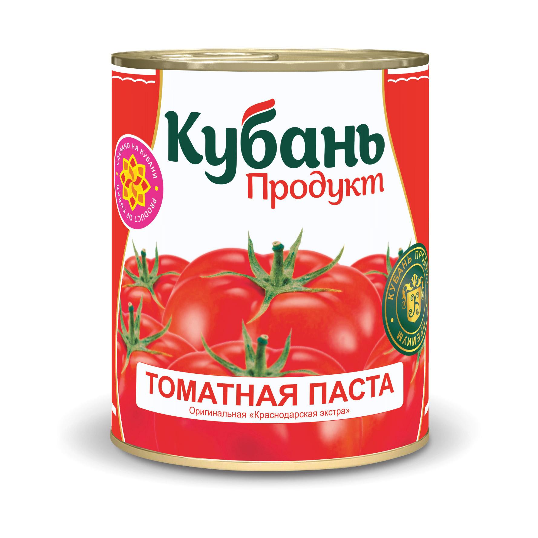 Паста томатная Кубань Продукт 380 г