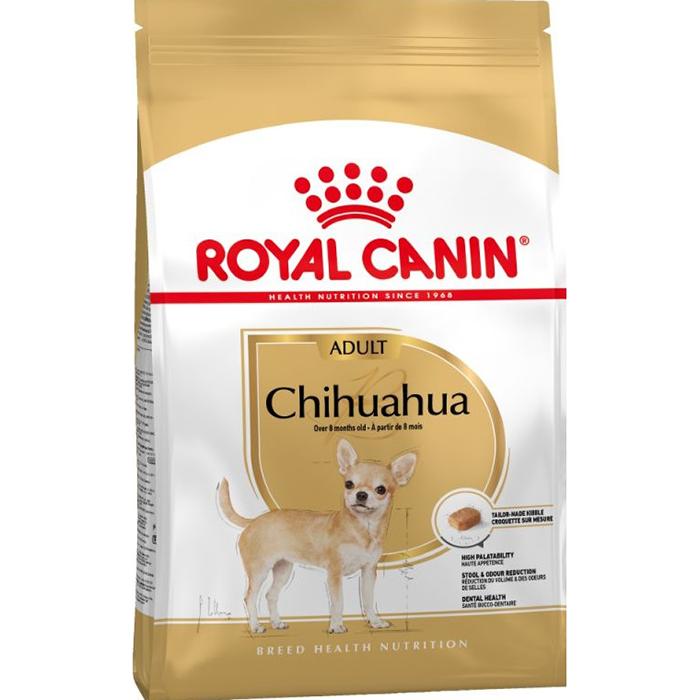 Корм собак Royal Canin Chihuahua Adult старше 8 месяцев 1,5 кг