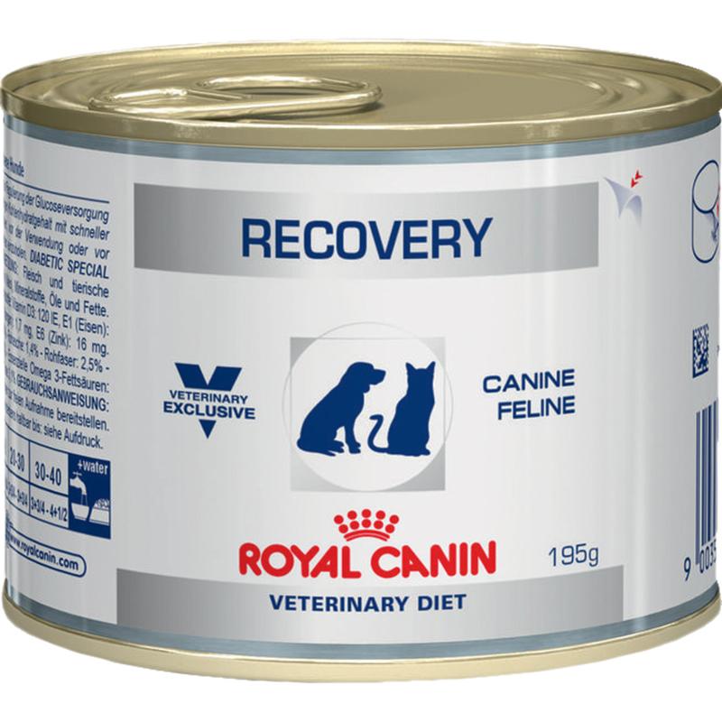 Корм для собак и кошек Royal Canin Recovery Canine Feline 195 г