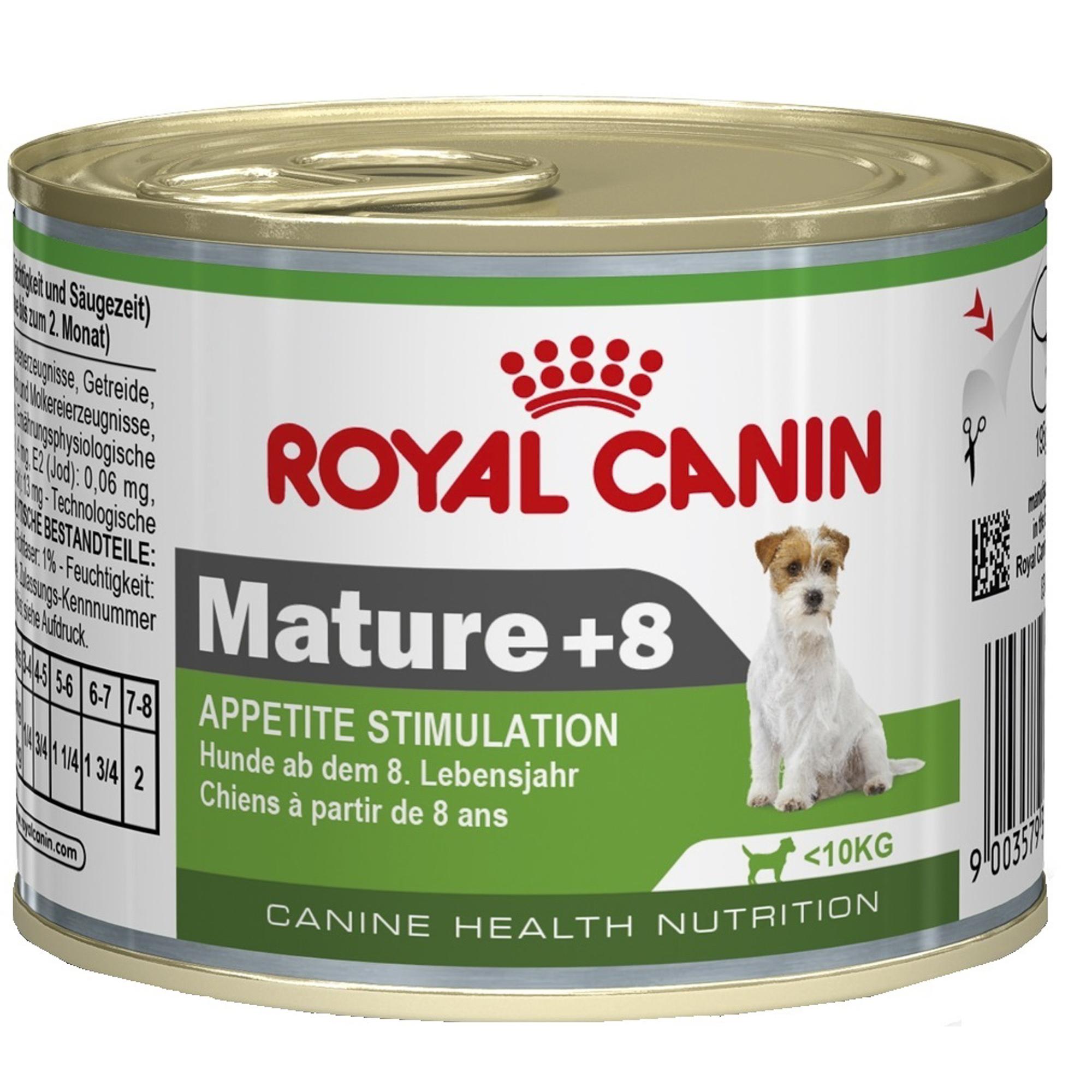 Корм для собак Royal Canin MATURE для стареющих собак старше 8 лет 195 г.