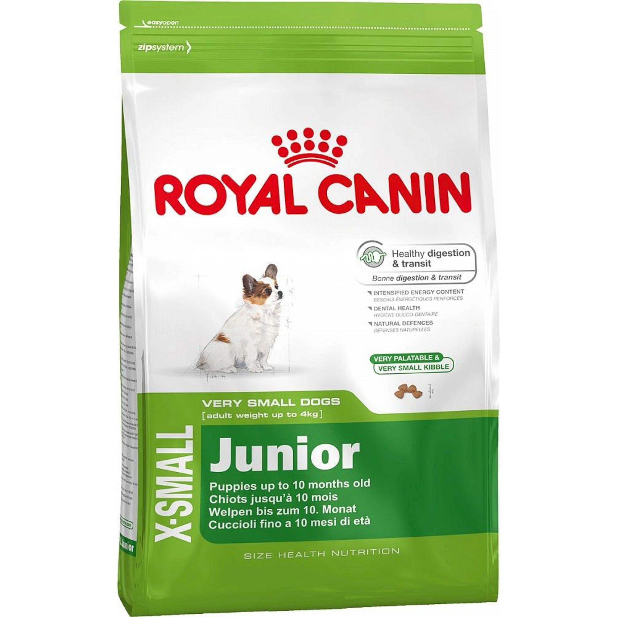 Корм для щенков Royal Canin JUNIOR для миниатюрных собак до 10 месяцев 15 кг.