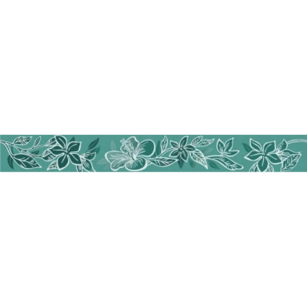 Бордюр Kerlife Elissa Mare Flore 1C 50,5x6,2 см