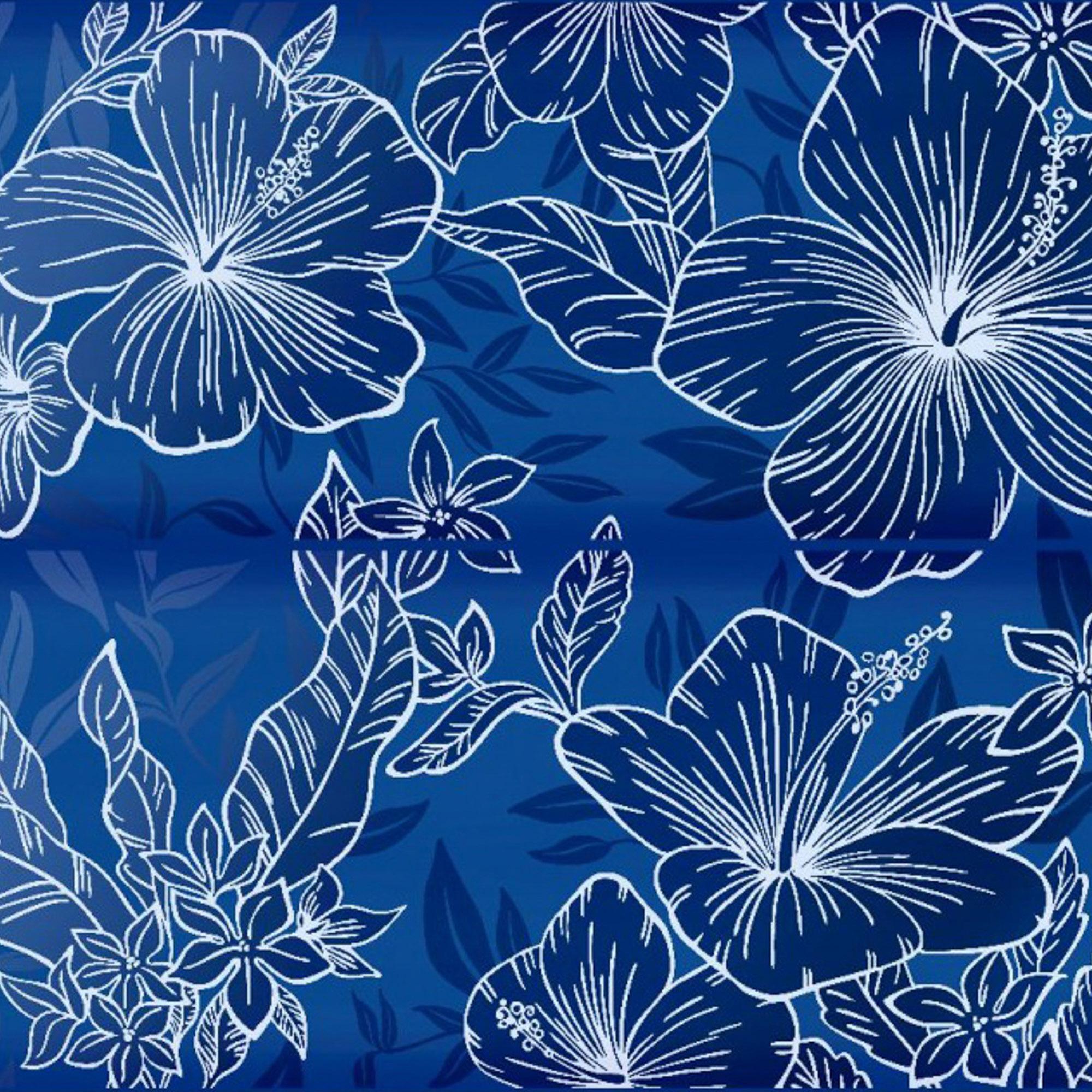 Панно Kerlife Elissa Blu Fiore 40,2x50,5 см