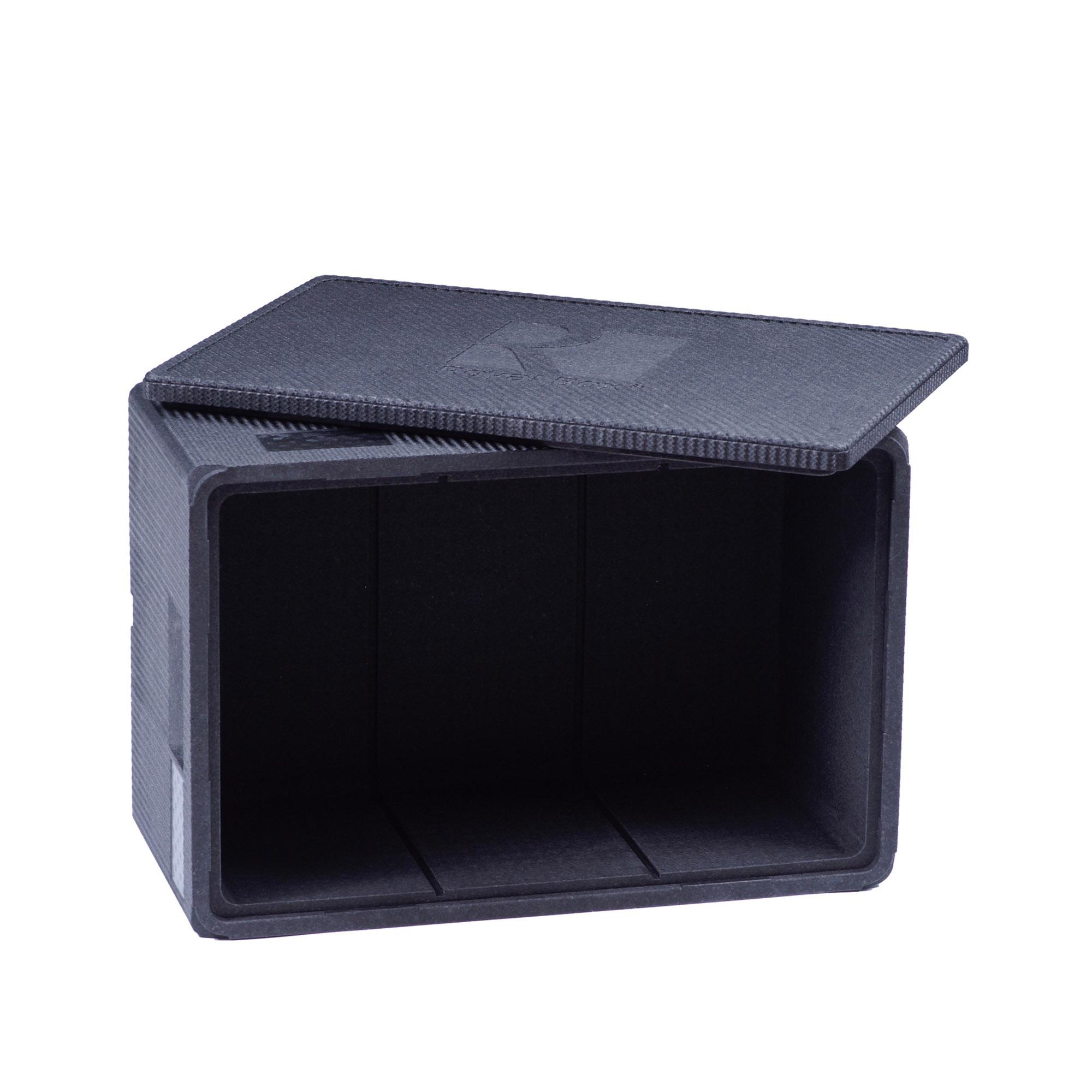 Контейнер изотермический Royal Box UNIQUE BLACK 57 л контейнер изотермический арктика 2000