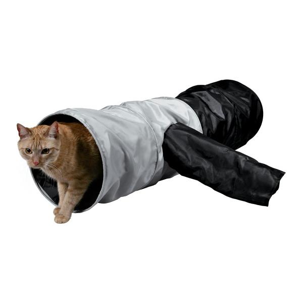 Тоннель для кошек TRIXIE Шуршащий 115x30x30 см