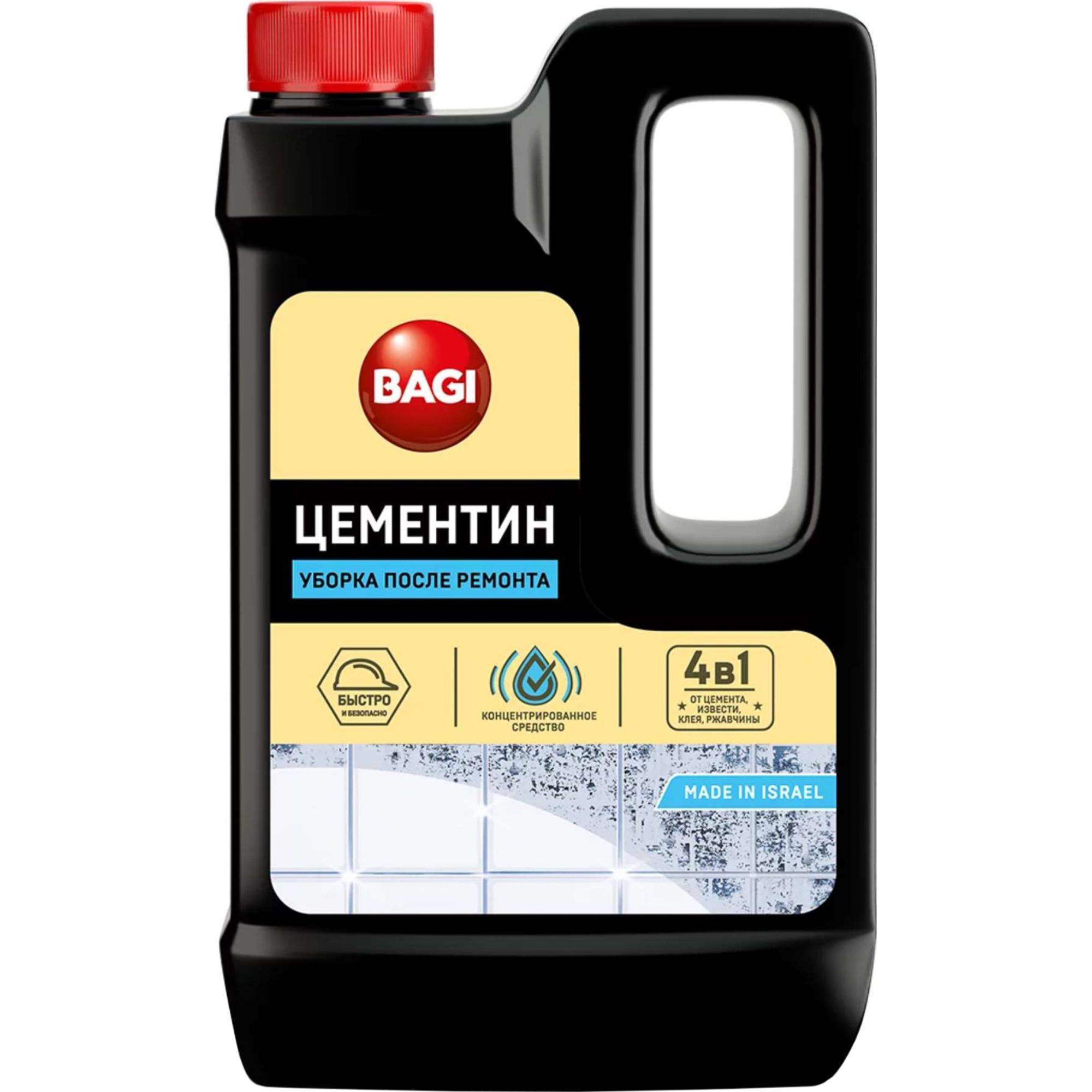 Чистящее средство Bagi Цементин 0,5 л