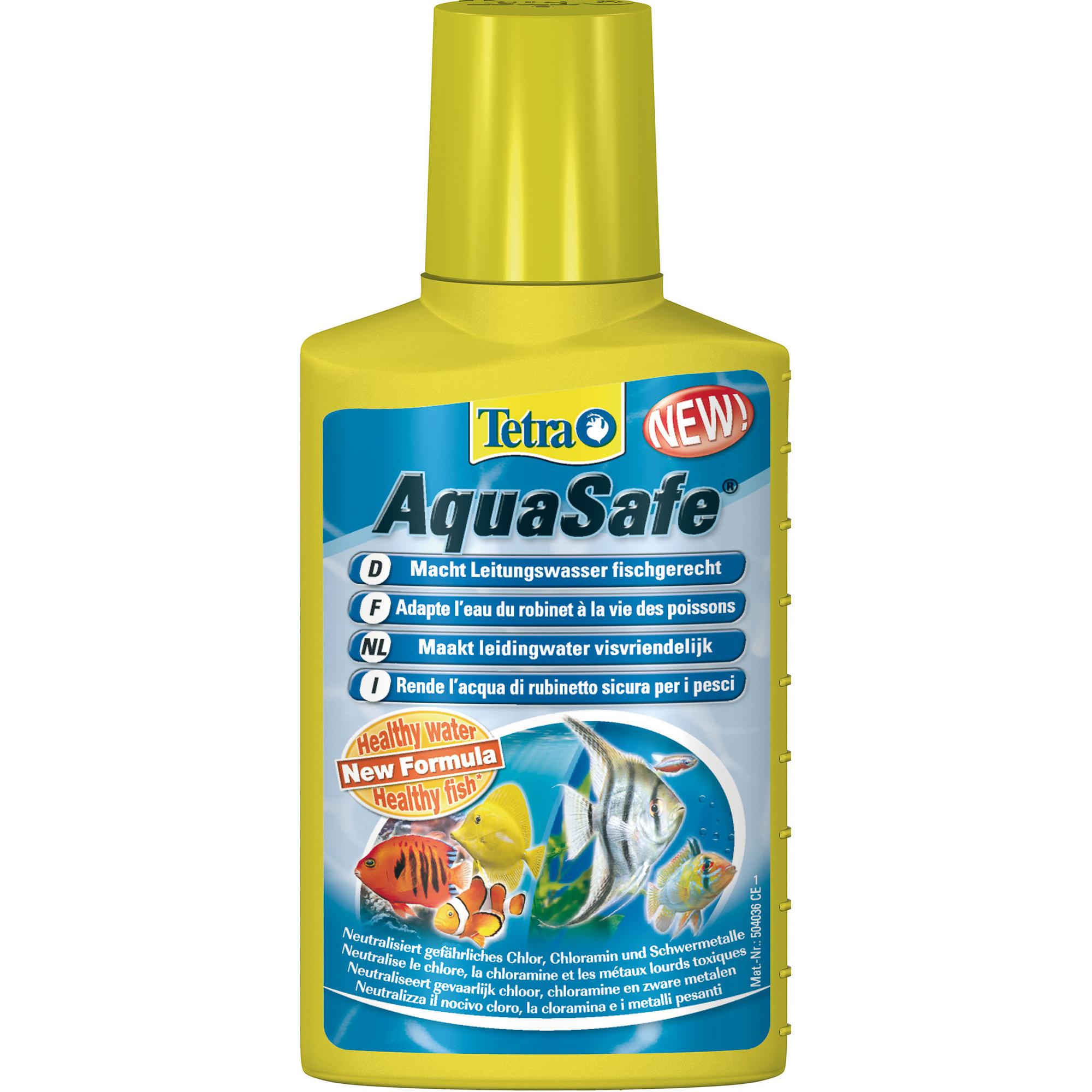 Кондиционер для воды TETRA Aqua Safe 100мл.