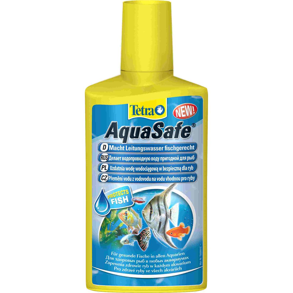Средство для подготовки воды Tetra AquaSafe 500 мл.