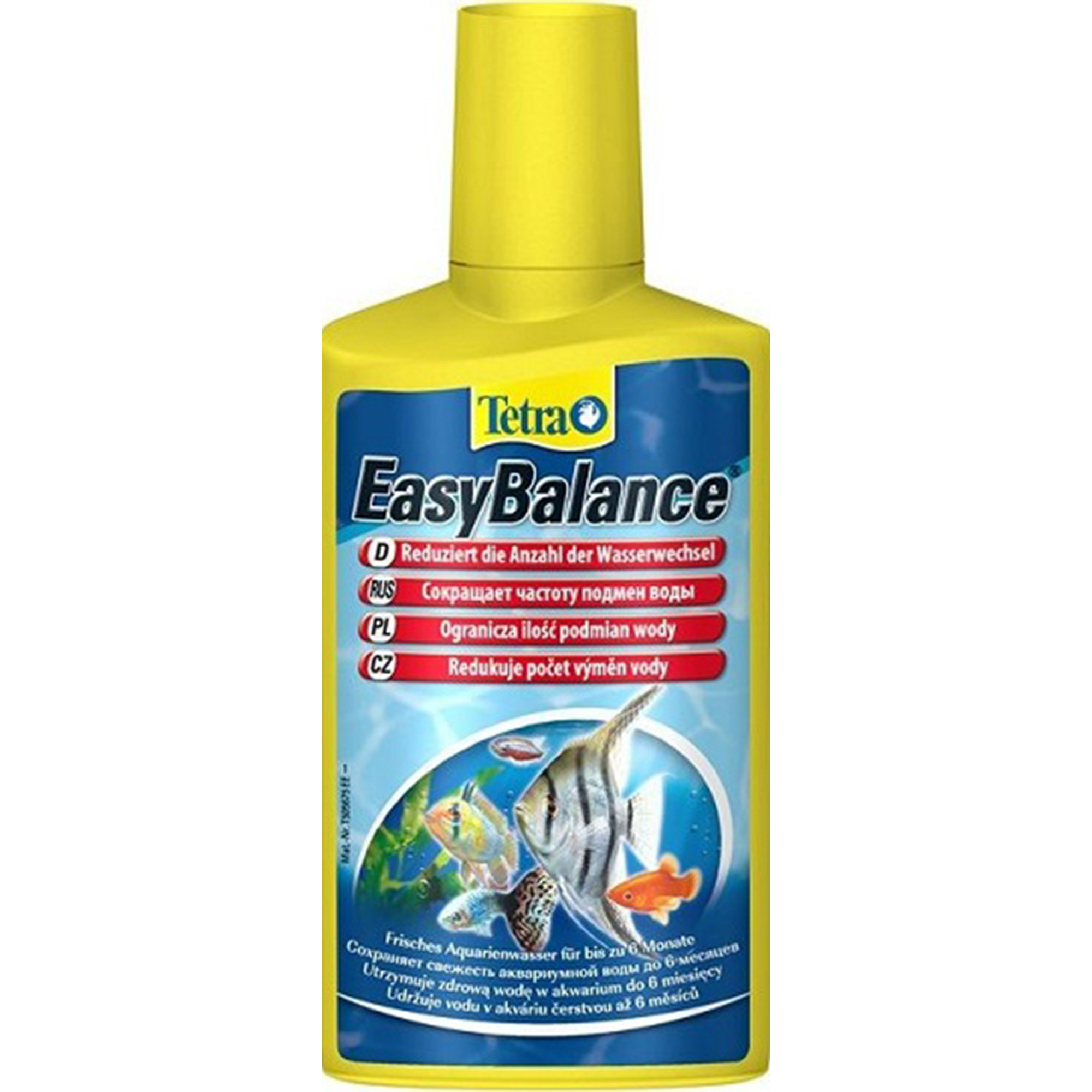Кондиционер TETRA Easy Balance для биологического равновесия 100мл.
