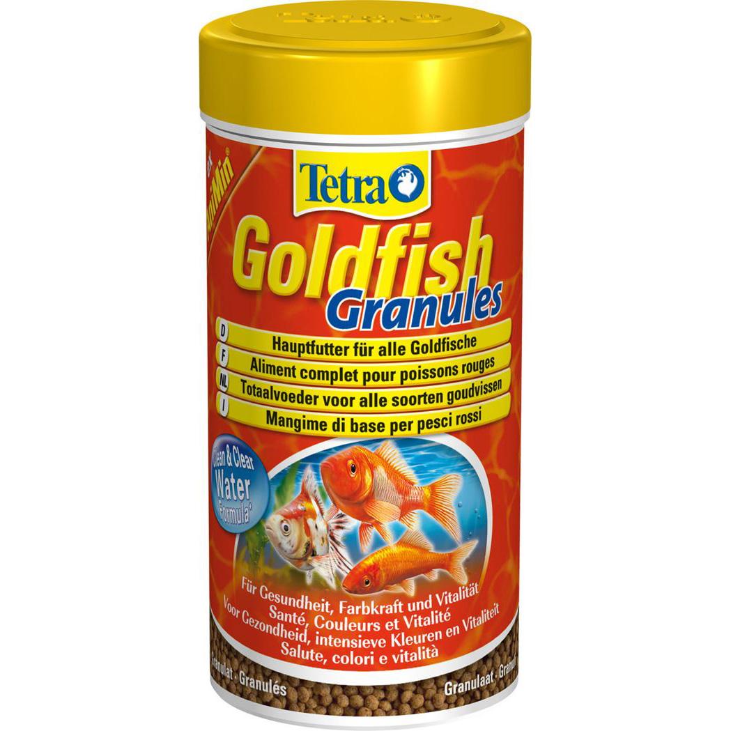 Корм для рыб Tetra Goldfisch Granules для золотых рыбок 250 мл.