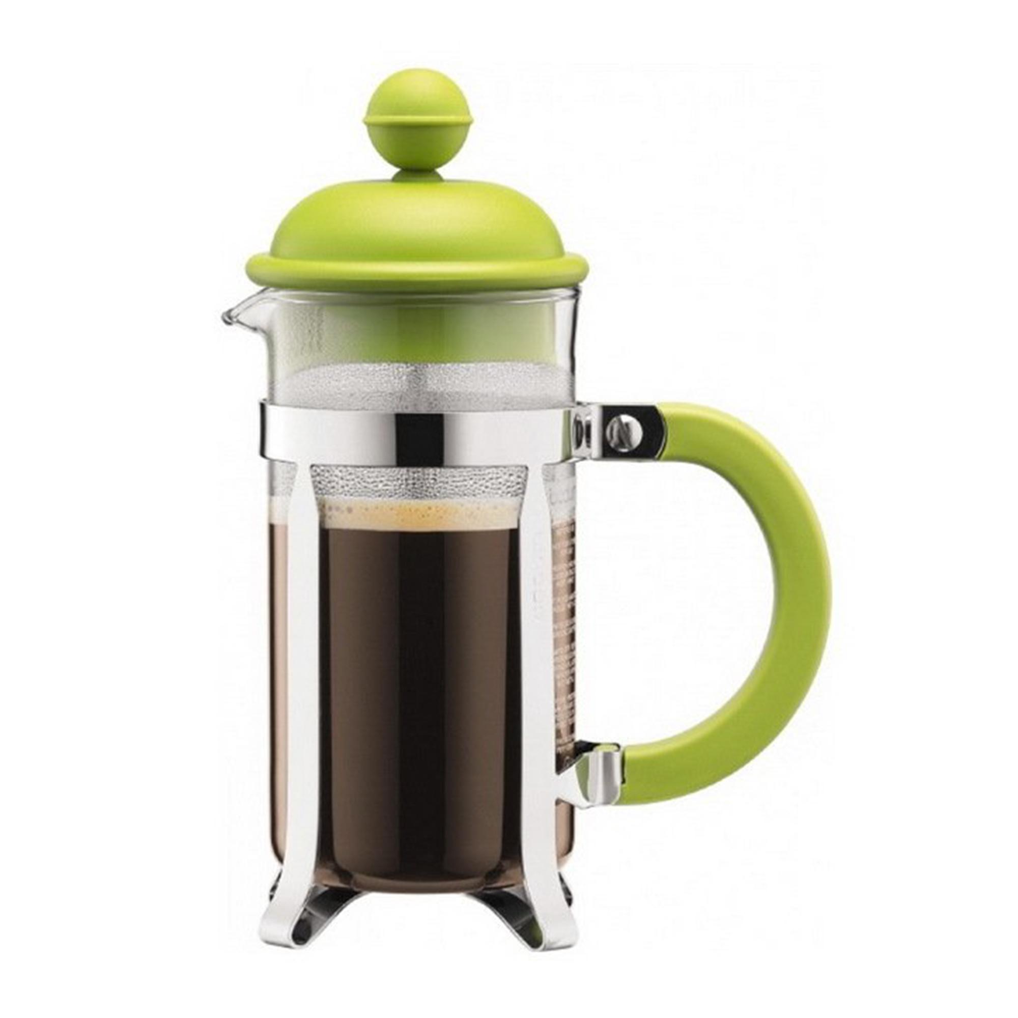 Кофейник Bodum Caffettiera с прессом 0,35 л кофейник с прессом kenya 0 35 л черный 1783 01lid bodum