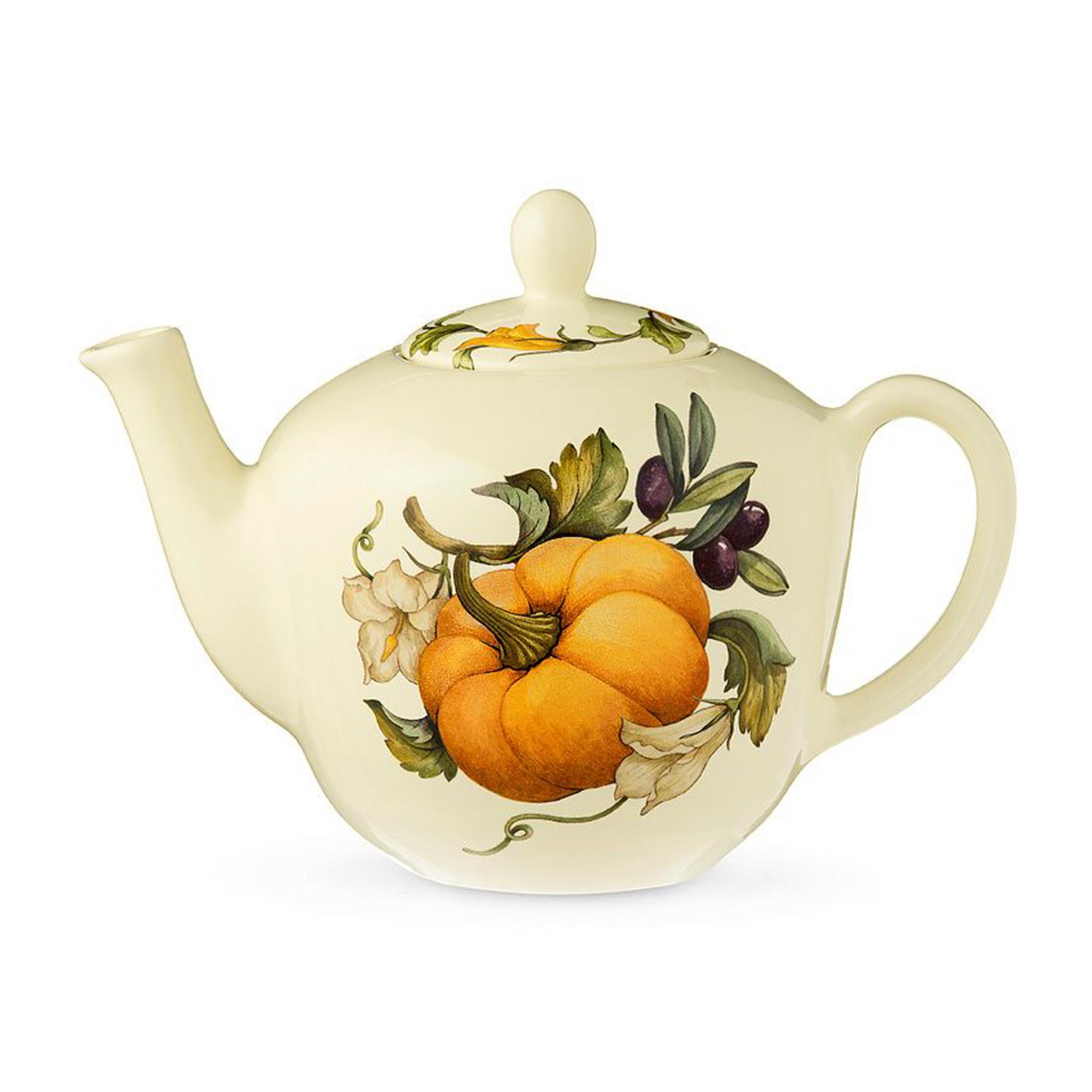 Чайник заварочный Nuova cer S.N.C. Тыква 1 л заварочный чайник 1 5 л lilac 5520010 1