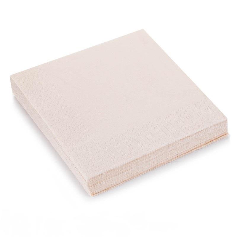 Салфетки трехслойные Duni Cream 33х33 см 20 шт салфетки duni firenze lime 33х33 см 20 шт